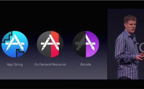 iOS9: Apple met les apps au régime
