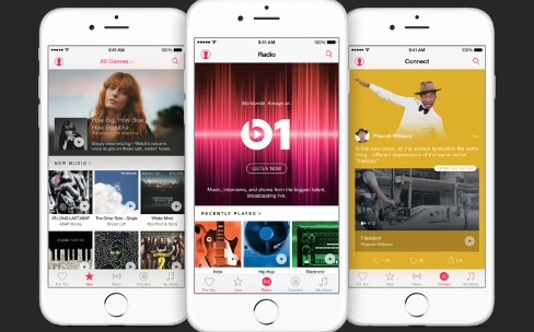 Apple Music : les indépendants américains pas pressés de signer