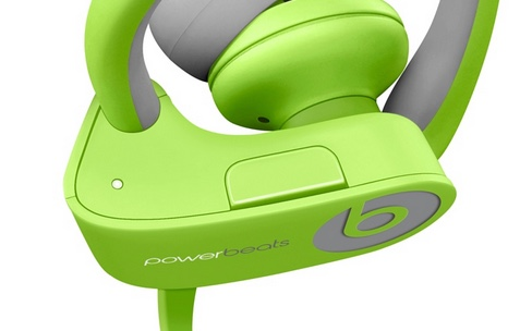 Beats : les écouteurs Powerbeats 2 aux couleurs de l'Apple Watch Sport
