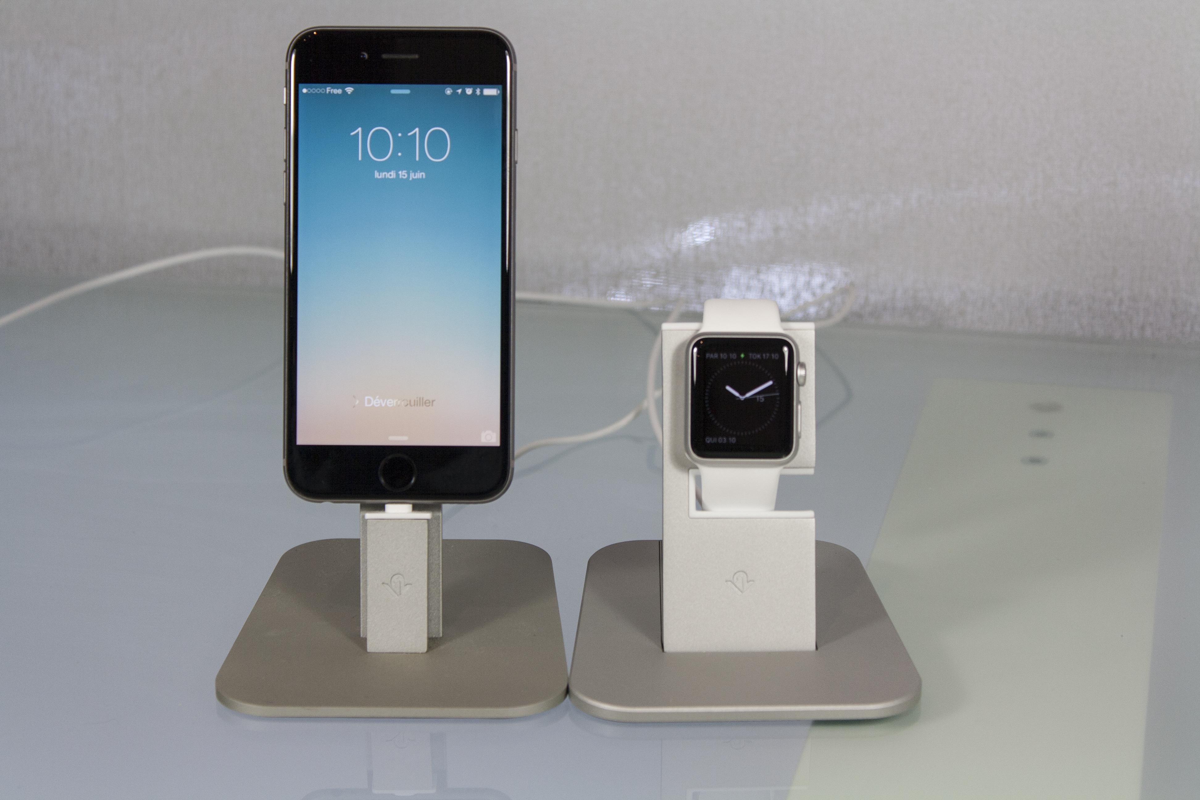 support montre apple watch. Black Bedroom Furniture Sets. Home Design Ideas