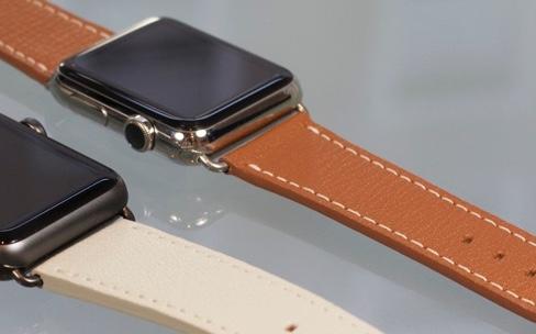 Les utilisateurs d'Apple Watch friands de bracelets