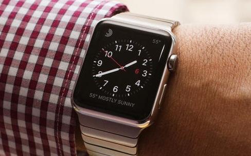 Apple Watch : Siri donne l'heure