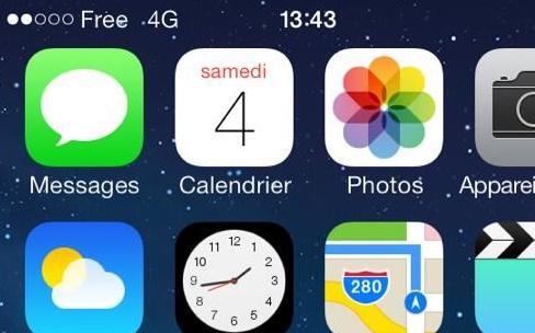 Free Mobile : l'iPhone 5 bientôt en 4G sur la bande des 1800 MHz