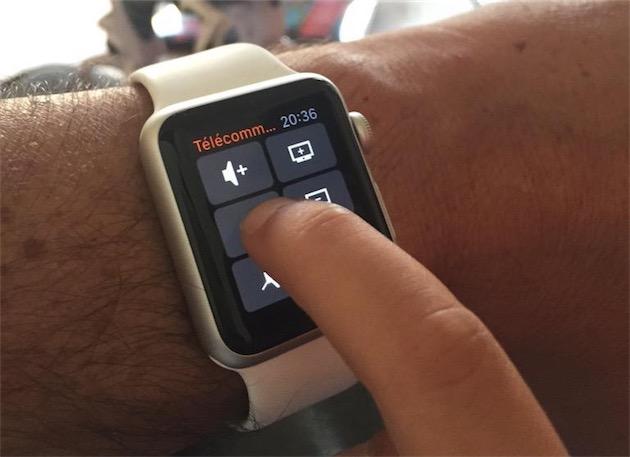 Orange contr le la livebox depuis l apple watch igeneration - Application telecommande orange ...