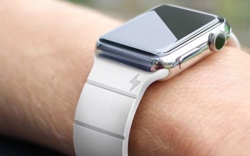 Reserve Strap : une date pour le bracelet-batterie d'Apple Watch