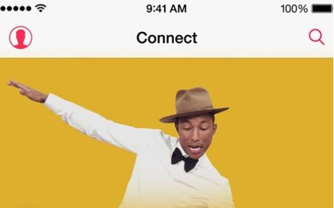 Ne plus se connecter automatiquement aux artistes sur Apple Music