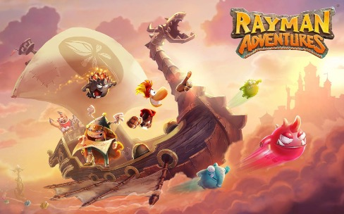 Aperçu de Rayman Adventures : un jeu console sur iOS (mais free-to-play)