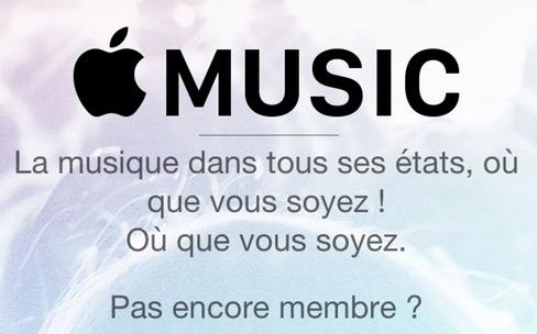 Apple Music produit bien son propre contenu