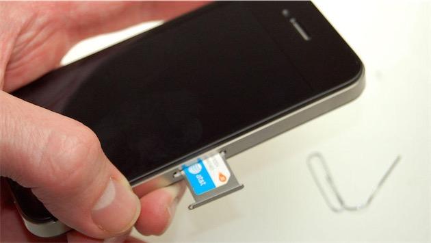 comment mettre une carte sim dans un iphone 6 Apple et Samsung travaillent sur une carte SIM intégrée et