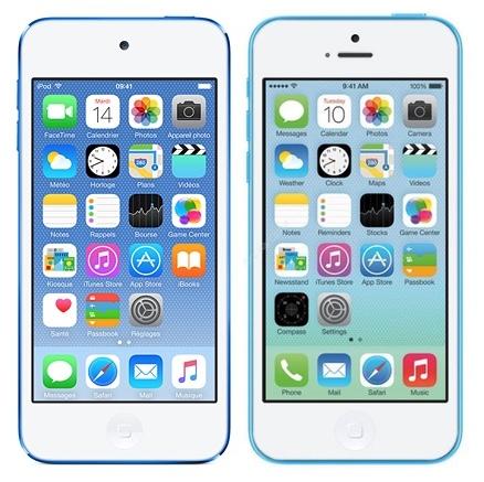 et si le nouvel ipod touch annon ait l 39 iphone 6c igeneration. Black Bedroom Furniture Sets. Home Design Ideas