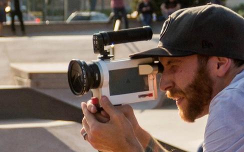 Kickstarter : le Lumenati CS1 transforme l'iPhone 6 en caméra retro