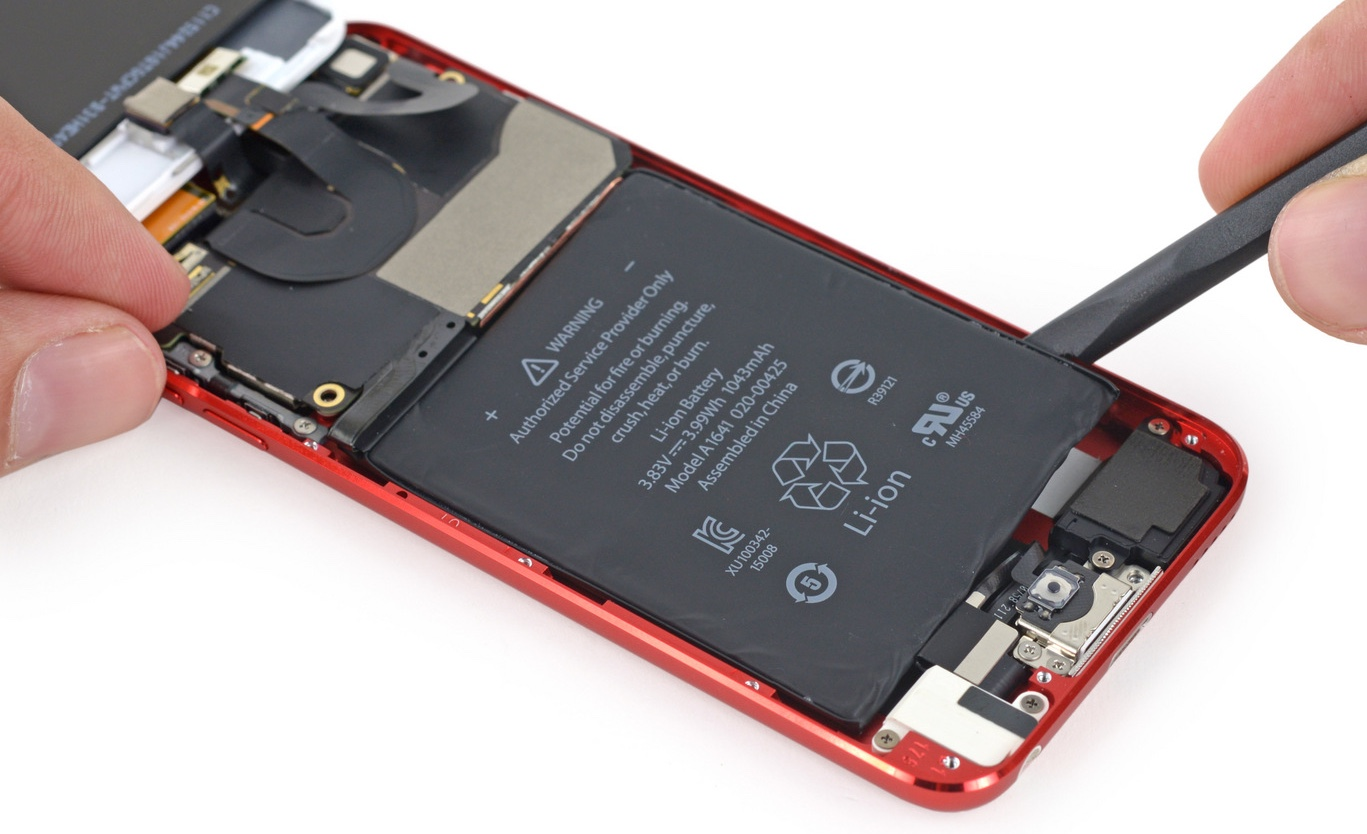 L ipod touch 6g n a quasiment rien chang l int rieur for Interieur iphone