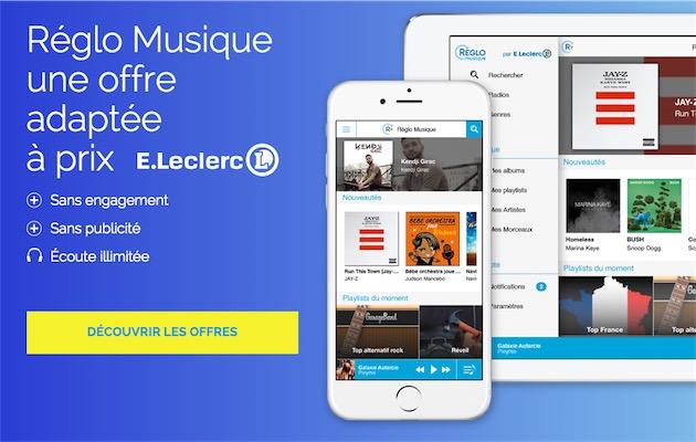 Réglo Musique Le Streaming Selon E Leclerc Igeneration