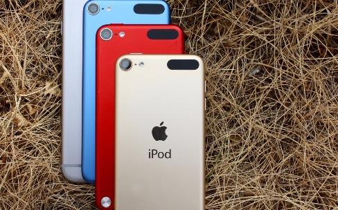 Test de l'iPod touch 2015