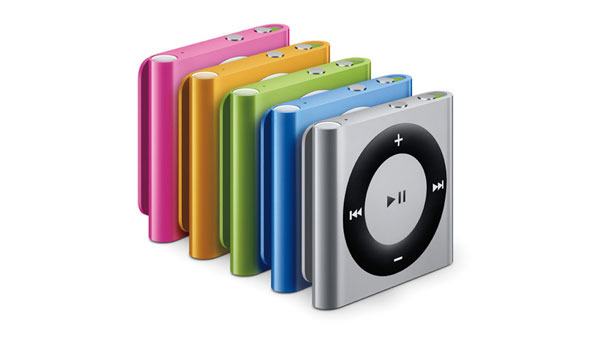 Les coloris de 2010…