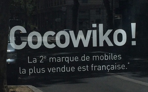 Wiko : une marque française made in China