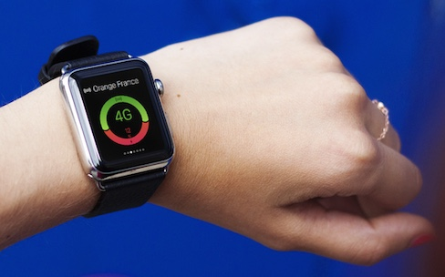 Netwatch : la version 2 affiche le réseau et la batterie sur l'Apple Watch