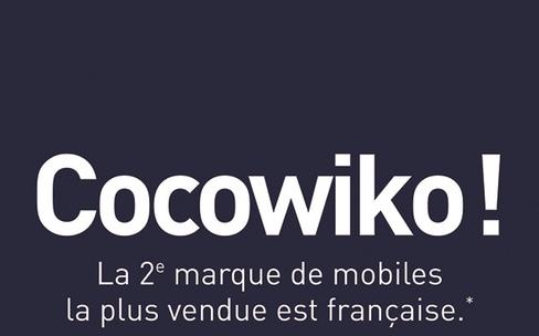 « Wiko est né en France, c'est une marque française »
