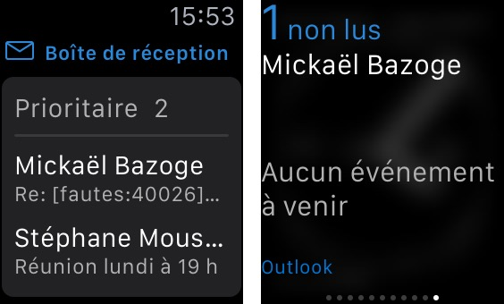 outlook rend l u0026 39 apple watch plus productive