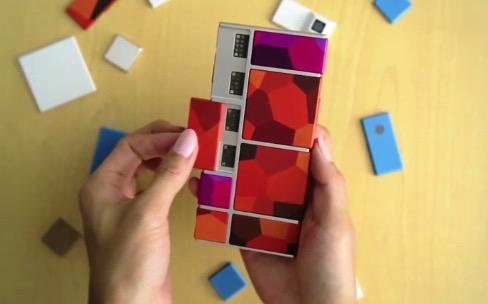 Le smartphone Ara se casse en mille morceaux quand il tombe par terre