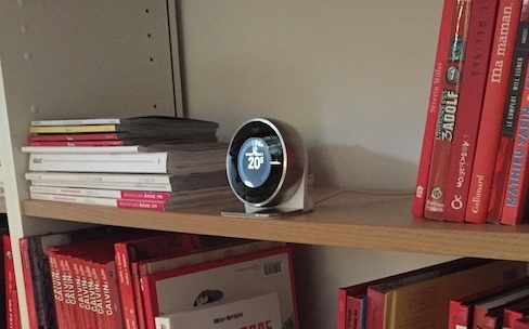 nest pr pare un nouveau thermostat igeneration. Black Bedroom Furniture Sets. Home Design Ideas