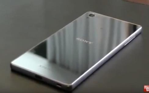 Sony XperiaZ5 : 4K, 48h d'autonomie et nouveau capteur photo