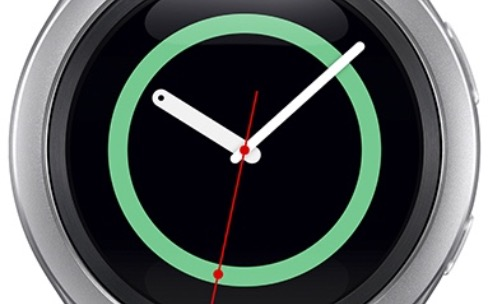 Samsung officialise sa Gear S2 circulaire