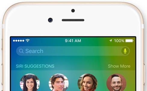 iOS 9: les fonctions incompatibles selon les appareils