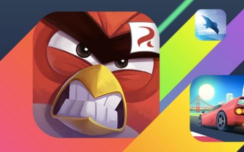 Apple ouvre un compte Twitter dédié aux jeux