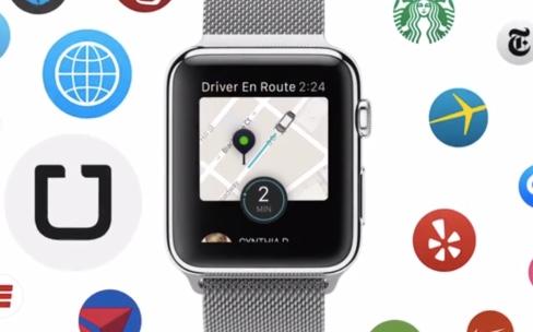 Il y a près de 11 500 applications pour Apple Watch