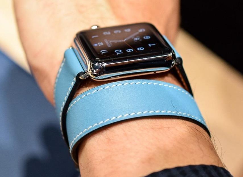 L Apple Watch Herm 232 S Disponible Le 5 Octobre Igeneration
