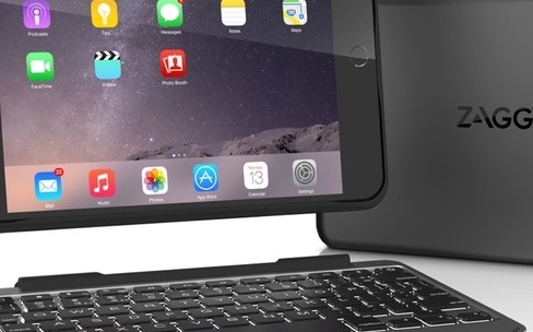 des claviers sans fil pour ipad mini 4 et ipad pro chez zagg igeneration. Black Bedroom Furniture Sets. Home Design Ideas