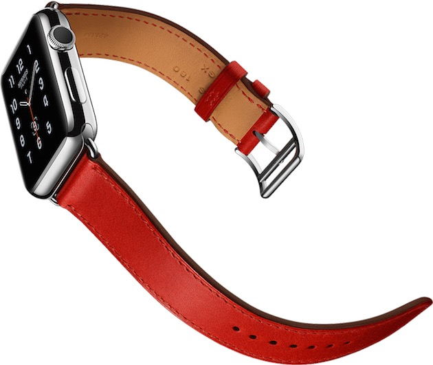 b62f360c219 Le Simple Tour avec une Apple Watch 38 mm sera commercialisé à 1 300 €