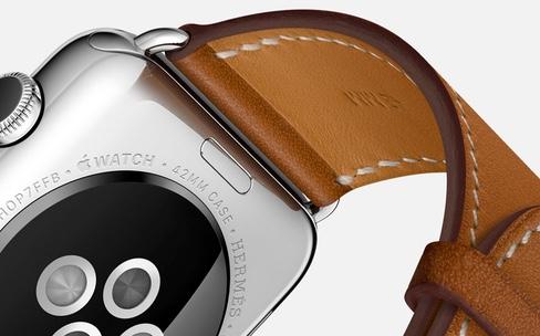Apple Watch Hermès : les prix en euros