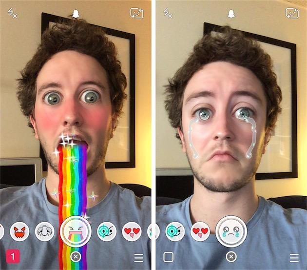 Snapchat Le Nouveau Photo Booth Igeneration