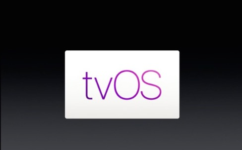 Apple TV : une beta 2 pour tvOS