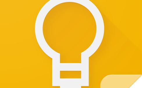Google Keep enfin disponible sur iOS