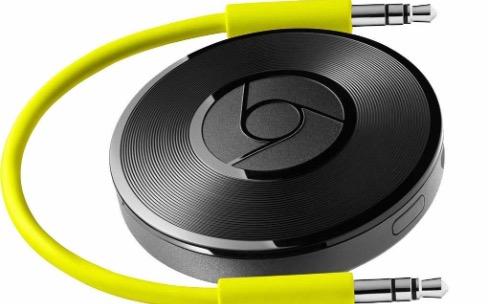 Chromecast AudioでiTunes Musicを再生する方法
