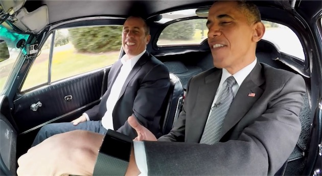 image : Comedians In Cars Getting Coffee