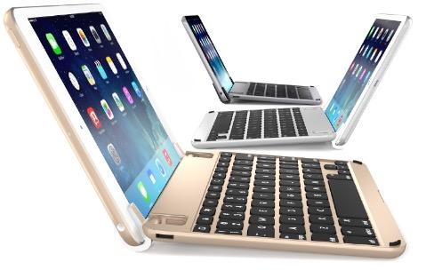 Brydge annonce des claviers pour iPad mini 4 et iPad Pro