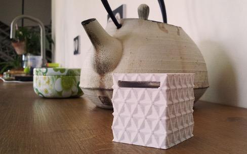 42Tea imagine un cube qui surveille l'eau du thé