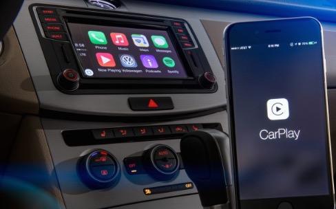 Volkswagen : Apple ne veut pas de la démonstration de CarPlay sans fil
