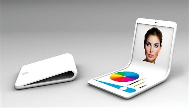 Samsung pourrait commercialiser cette année un smartphone à écran pliable