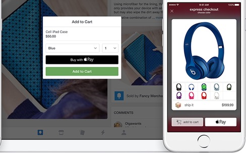 Apple Pay: plus d'un tiers des transactions sont des achats in-app