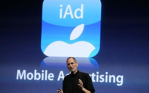 iAd : Apple change complètement de stratégie pour sa régie pub
