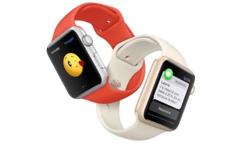 Apple veut faire de l'Apple Watch LE cadeau de la St-Valentin