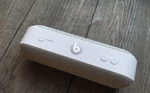Test de l'enceinte Bluetooth Beats Pill+
