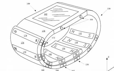 Brevet : le bracelet pour Apple Watch à tout faire