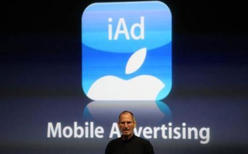 iAd : Apple annonce la fermeture de sa régie publicitaire
