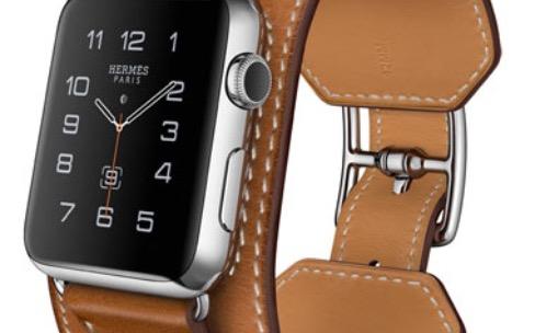 Les Apple Watch Hermès arriveraient vendredi sur l'AppleStore
